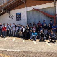 Estudiantes y docentes de TMECI realizaron un viaje técnico a Panambi