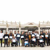 UTEC cuenta con 45 nuevos titulados