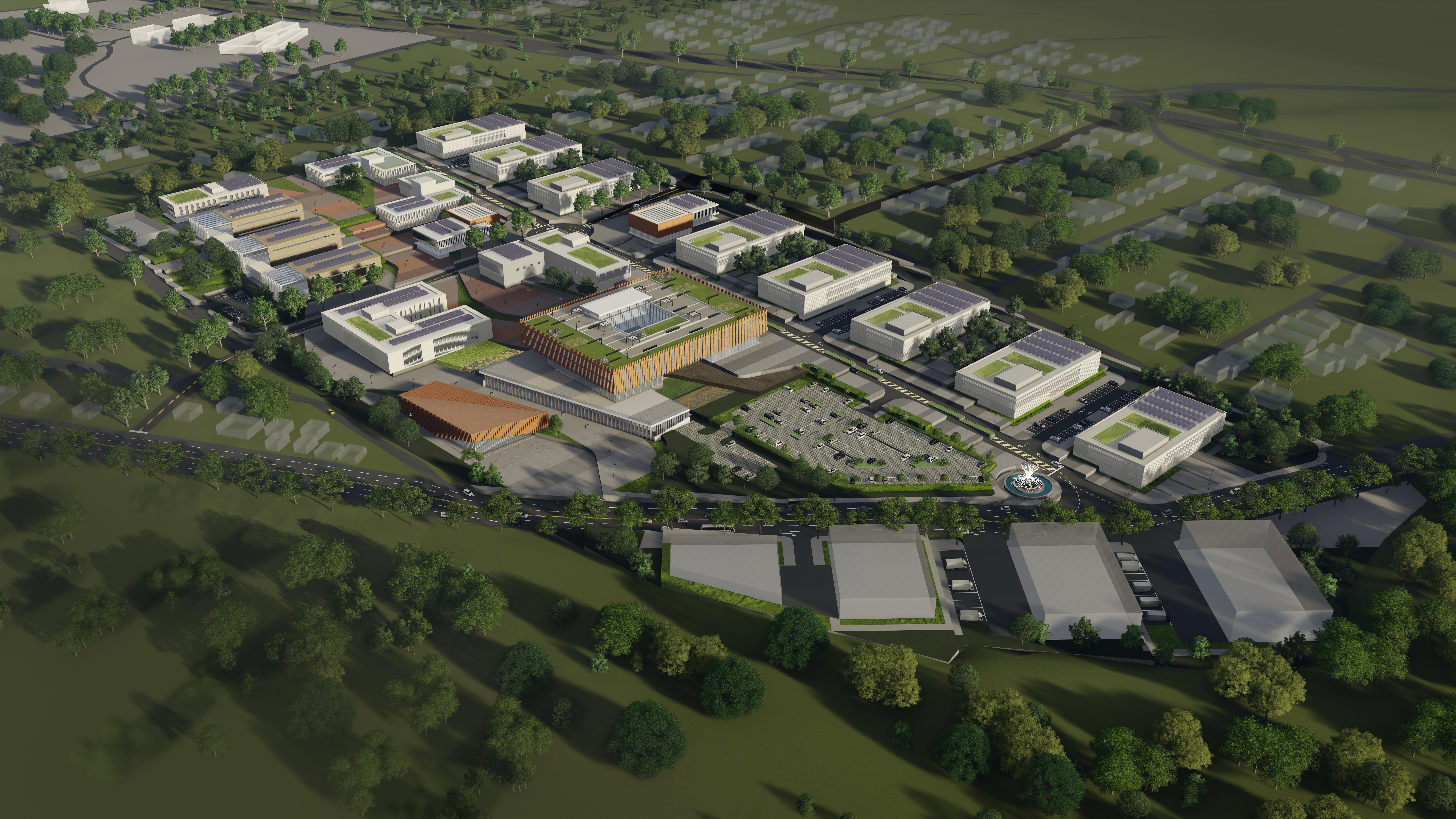 Llamado a empresas interesadas en instalarse en el nuevo Parque Tecnológico Regional Norte en Rivera