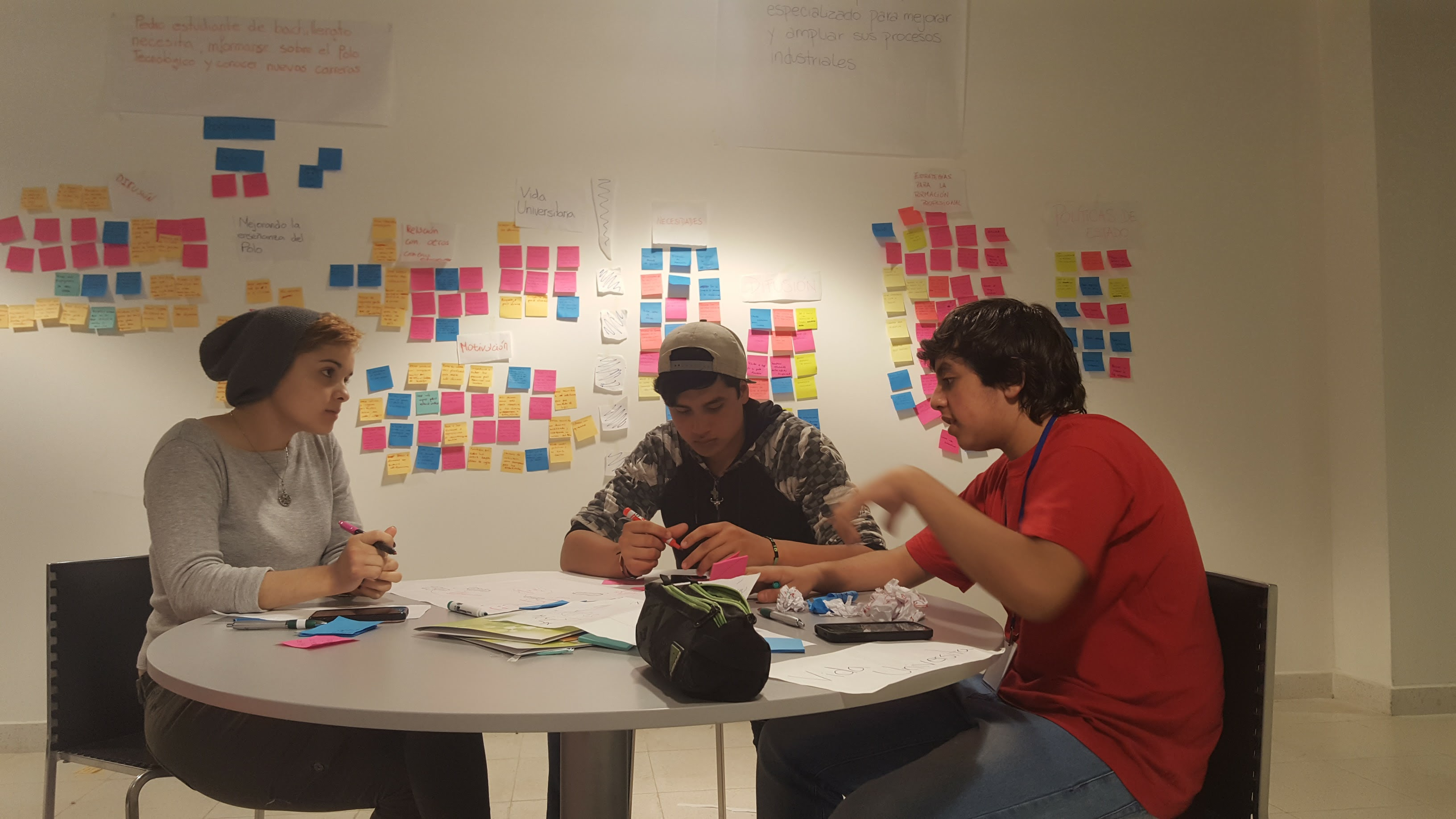 Curso Emprendedurismo UTEC.