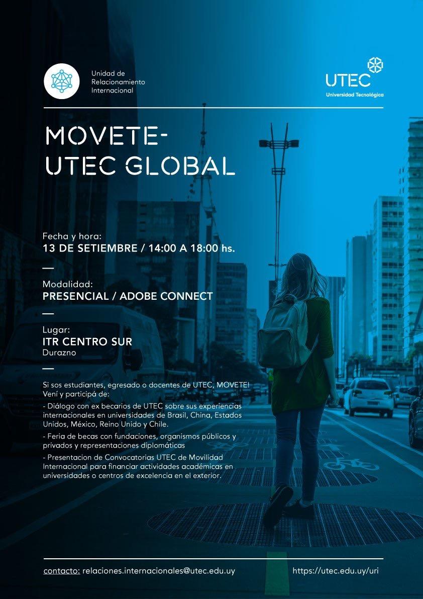 MOVETE – UTEC GLOBAL