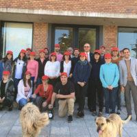 Embajador de Suiza en Uruguay visita La Paz en el marco del ciclo Embassy Talks