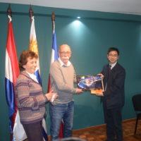Delegación china visitó Uruguay para promover relaciones con universidades nacionales