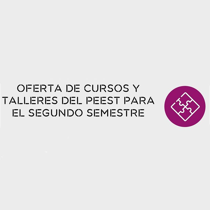 ¡Bienvenido Julio! Nuevos cursos y talleres
